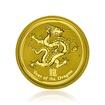 Zlatá investiční mince Australská Lunární Série II. 2012 Drak 7,78 g (1/4 Oz )