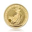 Zlatá investiční mince Britannia 1/2 Oz 999.9