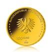Zlatá mince 100 EURO Säulen der Demokratie Einigkeit 2020 15,55 g (1/2 Oz)