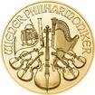 Zlatá investiční mince Wiener Philharmoniker různé ročníky 15,55 g (1/2 Oz)