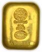 Zlatý investiční slitek Argor-Heraeus 50 g litý