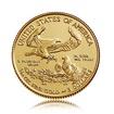 Zlatá investiční mince Gold American Eagle (Americký orel) 3,11 g (1/10 Oz)