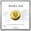 Zlatá investiční mince Archa Noemova 2021 1 g