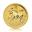 Zlatá investiční mince Australská Lunární Série II. 2014 Kůň 311,04 g (10 Oz)
