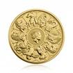 Zlatá investiční mince Queens Beast Completer Coin 2021 31,1 g (1 Oz)