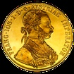 Franc Ios I. dukát 3,49 g.