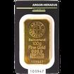 100g. Zlatý slitek Argor Heraeus - Argor Heraeus S.A.