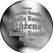 Česká jména - Růžena - stříbrná medaile