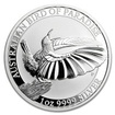 Perth Mint Stříbrná mince Australian Bird of Paradise 1 oz (2018)