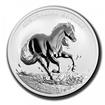 Perth Mint Stříbrná mince Australian Brumby 1 oz (2020)