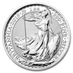 British Royal Mint Stříbrná mince Britannia 1 oz (2019)