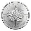 Royal Canadian Mint Stříbrná mince Canadian Maple Leaf 1 oz (2014)