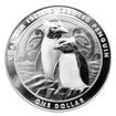 Reserve Bank of New Zealand Stříbrná mince Chatham Island Crested Penguin 1 oz (2020)