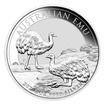 Perth Mint Stříbrná mince Emu 1 oz (2020)