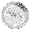 Perth Mint Stříbrná mince Kangaroo 1 oz (2018)