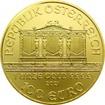 Zlatá investiční mince Wiener Philharmoniker 1 Oz