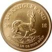 Zlatá investiční mince Krugerrand 1/4 Oz