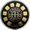 10 x 1g Argor Heraeus SA Švýcarsko Goldseed Investiční zlaté slitky