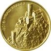 Zlatá mince 5000 Kč Hrad Bezděz 2016 Standard