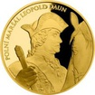Zlatá uncová medaile Dějiny válečnictví - Bitva u Kolína 2017 Proof