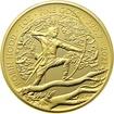 Zlatá investiční mince Mýty a legendy - Robin Hood 1 Oz 2021