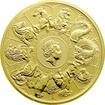 Zlatá investiční mince The Queen´s Beasts 1 Oz 2021