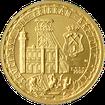 Zlatá mince 2500 Kč Ševčínský důl Příbram 2007 Standard