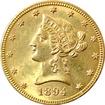 Zlatá mince 10 Dolar American Eagle Liberty Head 1894