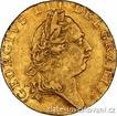 Zlatá mince britská Guinea-George III. Guinea
