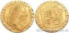Zlatá mince britská half guinea-George III. half guinea