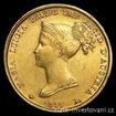 Zlatá mince 40 lira-Marie Louise rakouská -Parma 1815 40 lira
