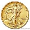 Zlatá výroční mince Půl dollar 100.výročí  Walking Liberty  2016 1/2 Oz