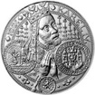 Nejkrásnější medailon I. Nové Město pražské - 1 kg Ag b.k.