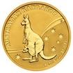 Investiční zlato - Zlatá mince - Nugget 1/4 Oz