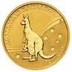 Investiční zlato - Zlatá mince - Nugget 1 Oz