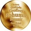 Česká jména - Bohumír - zlatá medaile