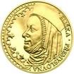 Eliška Přemyslovna - 725. výročí narození zlato proof