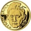 Franz Kafka - 130. výročí narození Au proof