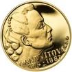 Hana Vítová - 100. výročí narození zlato proof