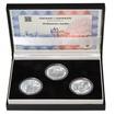 JIŘÍ MELANTRICH Z AVENTINA – návrhy mince 200,-Kč - sada tří Ag medail
