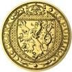 Lev a Orlice - zlato 1 Oz b.k.