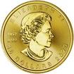 Investiční zlato - Zlatá mince - Maple Leaf 1 Oz