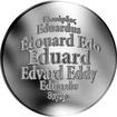 Česká jména - Eduard - stříbrná medaile