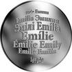 Česká jména - Emílie - stříbrná medaile