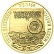Erb Košice - 1/2 Oz zlato Proof