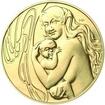 Mamince 25 mm zlato b.k.