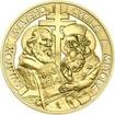 Sviatok svätého Cyrila a Metoda - 1/2 Oz zlato Proof