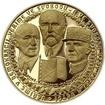 90. výročí vzniku ČSR - zlato b.k.