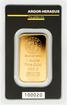 Zlatý slitek 1 Oz (31,103 gramů)