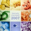 36,50 Kč CuNi Kursset Norsko: 2007 - dětská sada OSN